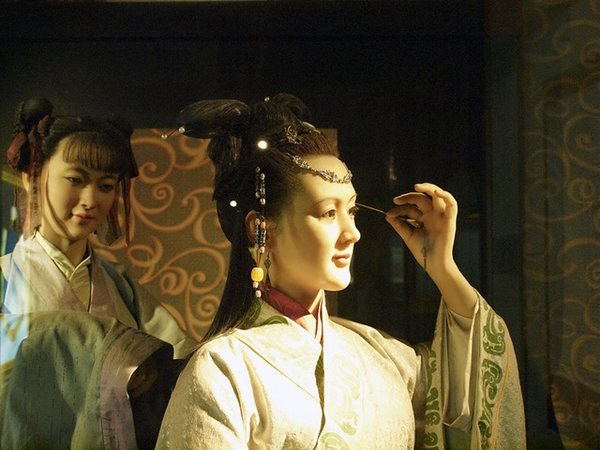 Ancient Hair Care Tips 4 - Ancient Chinese Woman