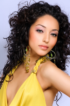 Hairstyles for Thick, Curly, Straight and Fine Hair 1 - curly hair