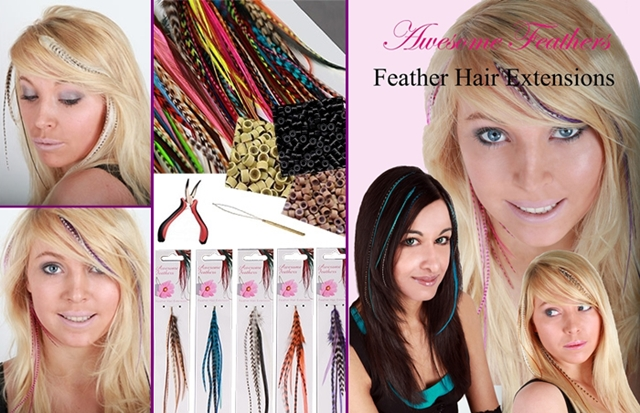 Newest Trends in Hair Feather Extensions 1